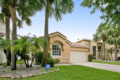 Lake Worth Single Family Home For Sale: 7445 Kingsley Court
