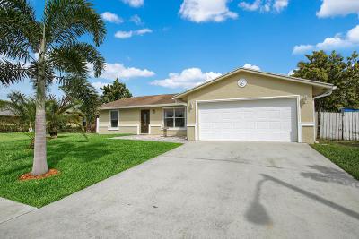 Royal Palm Beach Single Family Home For Sale: 194 Cordoba Circle