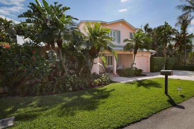 Broward County, Palm Beach County Single Family Home For Sale: 1102 Coconut Row