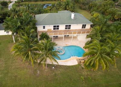 Jupiter Single Family Home For Sale: 15790 91st Terrace