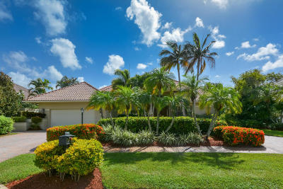 Boca Raton Single Family Home For Sale: 17056 Northway Circle