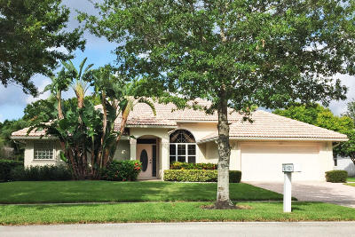 Single Family Home For Sale: 1021 Egret Circle