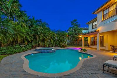 Boca Raton Single Family Home For Sale: 17774 Cadena Drive