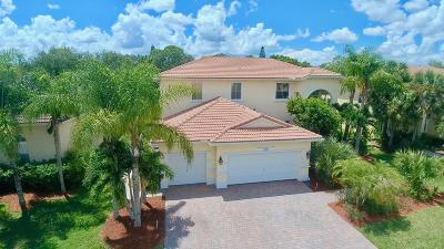 Lake Worth Single Family Home For Sale: 10408 Cypress Lakes Preserve Drive