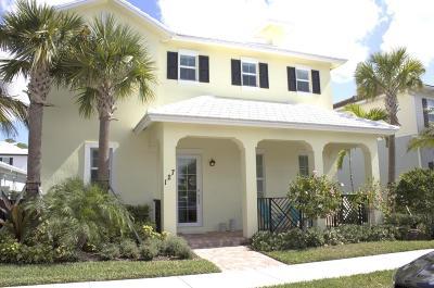 Jupiter Single Family Home For Sale: 127 Leather Leaf Drive