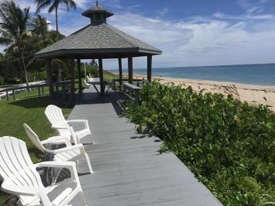 Ocean Ridge Condo For Sale: 5505 Ocean Boulevard #4-105