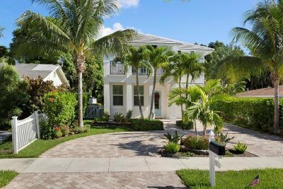 Delray Beach Single Family Home For Sale: 11 NE 7th Street