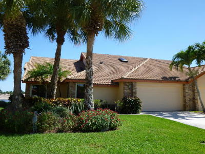 Boynton Beach Single Family Home For Sale: 8503 Heather Place