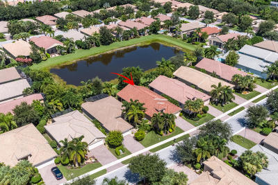 Boynton Beach Single Family Home For Sale: 10599 Conway Trail