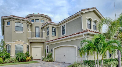 Delray Beach Single Family Home For Sale: 16867 Pavilion Way