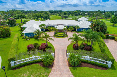 Atlantis Single Family Home For Sale: 600 Atlantis Estates Way