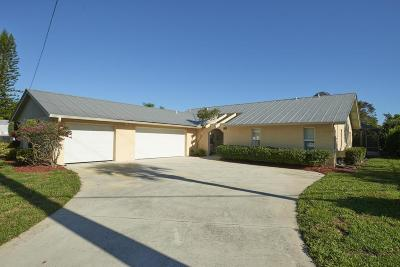 Stuart Single Family Home For Sale: 95 SE Saint Lucie Boulevard