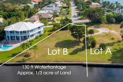 Tequesta Residential Lots & Land For Sale: 349 River Drive