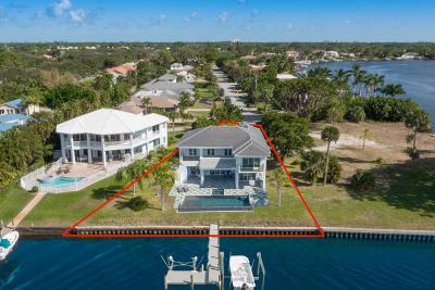 Tequesta Single Family Home For Sale: 349 River Drive