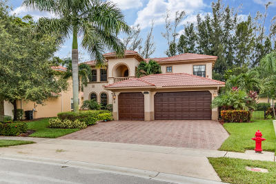 Delray Beach Single Family Home For Sale: 8105 Ferentino Pass