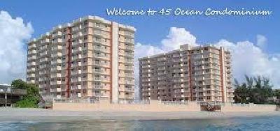 Highland Beach Condo Contingent: 4511 S Ocean Boulevard #403