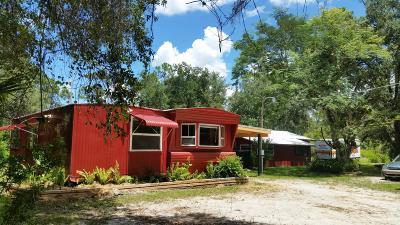 Okeechobee Single Family Home For Sale: 12150 NE 22nd Avenue