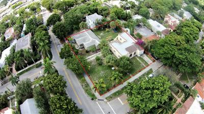 West Palm Beach Single Family Home For Sale: 706 Sunset Road