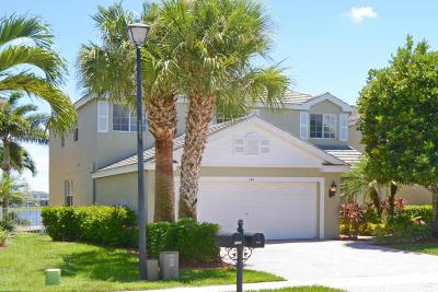 Royal Palm Beach Single Family Home For Sale: 146 Berenger