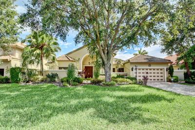 Boca Raton Single Family Home For Sale: 6022 Vista Linda Lane