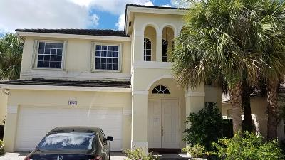 Lake Worth Single Family Home For Sale: 4050 Plumbago Place