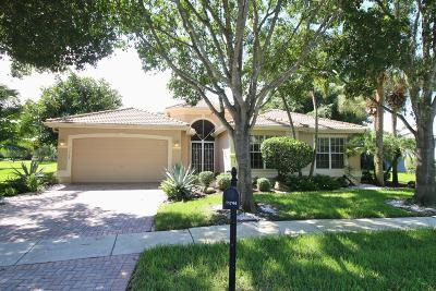 Boynton Beach Single Family Home For Sale: 11744 Cardenas Boulevard