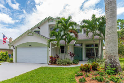 Royal Palm Beach Single Family Home For Sale: 142 Park Road