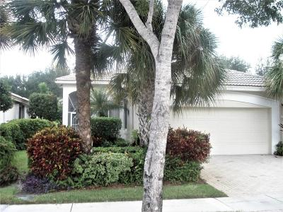 West Palm Beach Single Family Home For Sale: 9184 Bay Point Circle