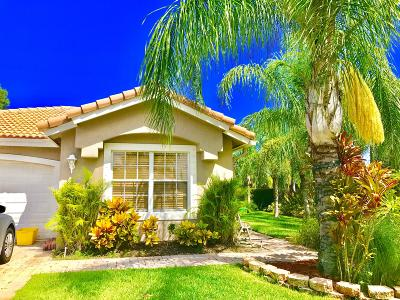 West Palm Beach Single Family Home For Sale: 3225 Turtle Cove