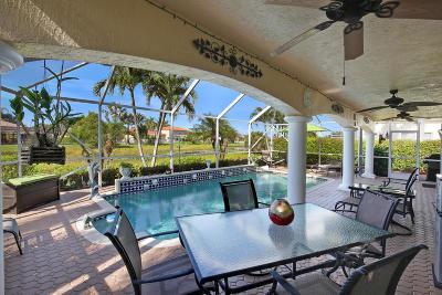 Lake Worth Single Family Home For Sale: 5394 Oakmont Village Circle