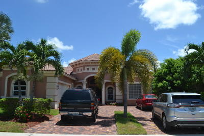 Boca Raton Single Family Home For Sale: 10281 Crosswind Road