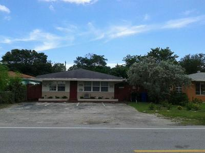Fort Lauderdale Multi Family Home Contingent: 1516 NW 7th Av #1-2
