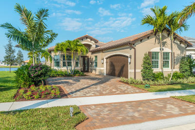 Boynton Beach Single Family Home For Sale: 12708 Copper Mountain Pass