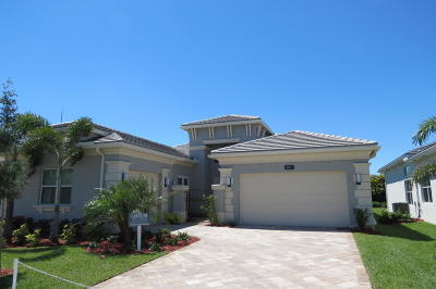 Boynton Beach Single Family Home For Sale: 8959 Golden Mountain Circle
