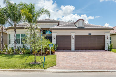 Boynton Beach Single Family Home For Sale: 9007 Golden Mountain Circle