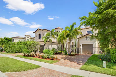 Boca Raton Single Family Home For Sale: 17606 Circle Pond Court