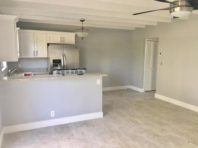 West Palm Beach Rental Leased: 3705 S Flagler Drive #22