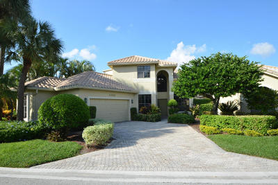 Boca Raton Single Family Home For Sale: 2455 NW 63rd Street