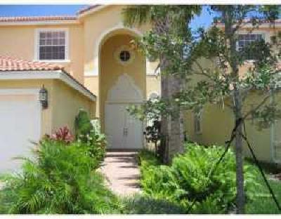 Lake Worth Single Family Home For Sale: 7360 Via Luria