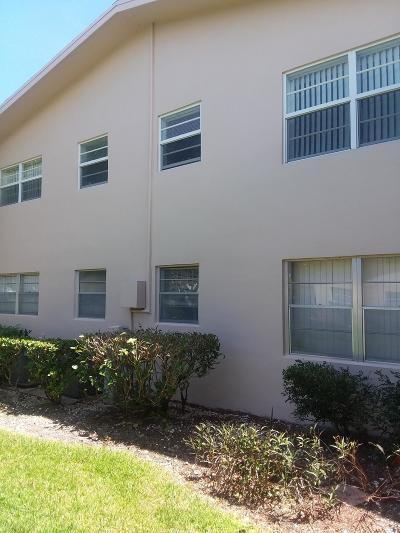West Palm Beach Condo Contingent: 201 Camden I