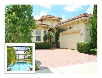 Port Saint Lucie Single Family Home For Sale: 9975 SW Torriente Lane