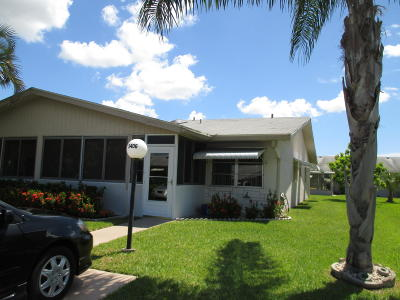West Palm Beach Single Family Home For Sale: 3406 Christopher Street