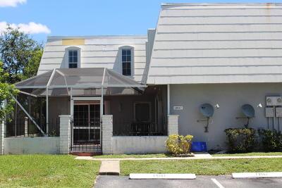 Wellington Townhouse Contingent: 12057 Basin Street