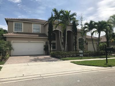 West Palm Beach Single Family Home For Sale: 9414 Bristol Ridge Court