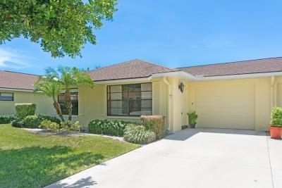 Boynton Beach Single Family Home For Sale: 9790 Tabebuia Tree Drive #A