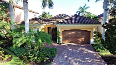 Port Saint Lucie Single Family Home For Sale: 117 SE Bella Strano