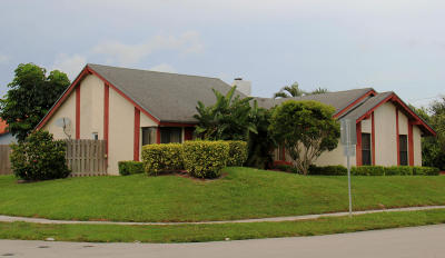 Boca Raton Single Family Home For Sale: 1201 NW 14th Street