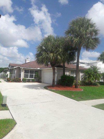 Boynton Beach Single Family Home For Sale: 6156 Lansdowne Circle
