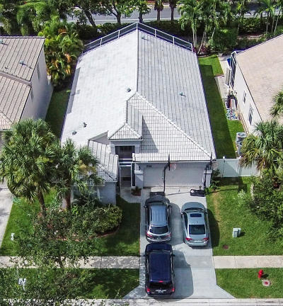 Lake Worth Single Family Home For Sale: 7696 Great Oak Drive