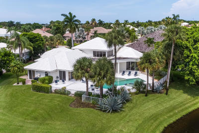 Boca Raton Single Family Home For Sale: 17818 Deauville Lane